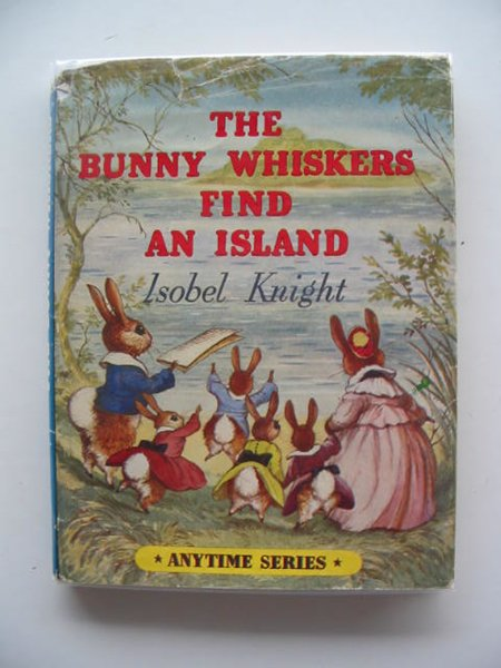 Photo of THE BUNNY WHISKERS FIND AN ISLAND written by Knight, Isobel illustrated by Goodall, John S. published by Blackie & Son Ltd. (STOCK CODE: 623652)  for sale by Stella & Rose's Books