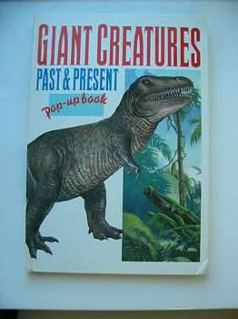 Photo of GIANT CREATURES PAST & PRESENT written by Watson, Clare illustrated by Cremins, Robert published by Hamlyn (STOCK CODE: 624120)  for sale by Stella & Rose's Books