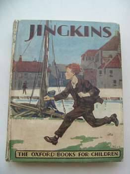 Photo of JINGKINS written by Macdonald, Violet published by Oxford University Press (STOCK CODE: 624244)  for sale by Stella & Rose's Books