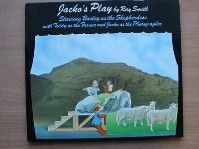 Photo of JACKO'S PLAY written by Smith, Ray published by Macmillan Children's Books (STOCK CODE: 624435)  for sale by Stella & Rose's Books