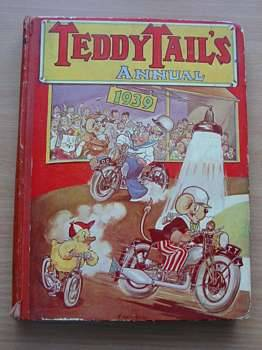 Photo of TEDDY TAIL'S ANNUAL 1939- Stock Number: 624605