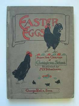 Photo of EASTER EGGS written by Von Schmid, Christoph illustrated by Wheelhouse, M.V. published by George Bell & Sons (STOCK CODE: 624672)  for sale by Stella & Rose's Books