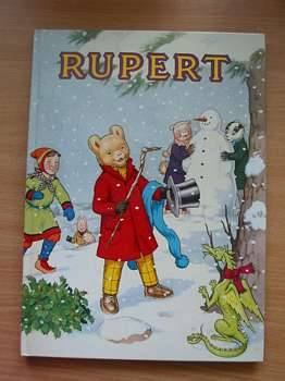 Photo of RUPERT ANNUAL 1989 illustrated by Harrold, John published by Daily Express (STOCK CODE: 625234)  for sale by Stella & Rose's Books