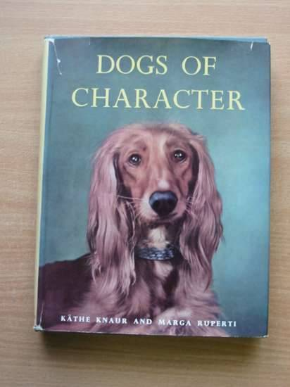 Photo of DOGS OF CHARACTER written by Ruperti, Marga illustrated by Knaur, Kathe published by MacDonald (STOCK CODE: 625845)  for sale by Stella & Rose's Books