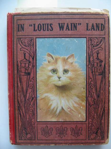 Photo of IN LOUIS WAIN LAND illustrated by Wain, Louis published by John F. Shaw & Co Ltd. (STOCK CODE: 626884)  for sale by Stella & Rose's Books