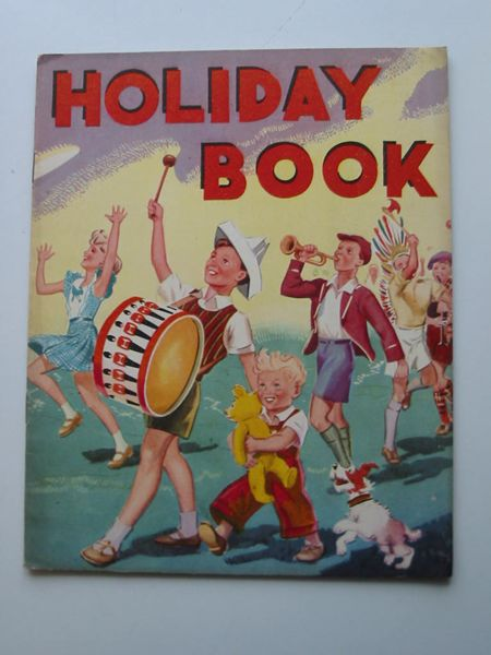Photo of HOLIDAY BOOK published by Wm. Collins Sons & Co. Ltd. (STOCK CODE: 627096)  for sale by Stella & Rose's Books