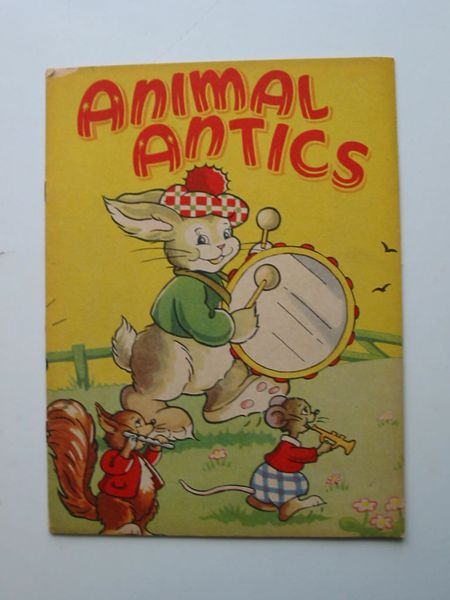 Photo of ANIMAL ANTICS published by The Children's Press (STOCK CODE: 627100)  for sale by Stella & Rose's Books
