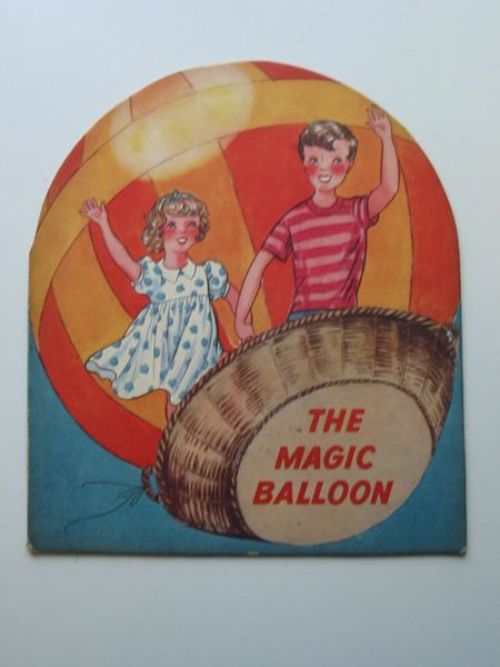Photo of THE MAGIC BALLOON illustrated by Newsome-Taylor, Cynthia published by Publicity Products Limited (STOCK CODE: 627111)  for sale by Stella & Rose's Books