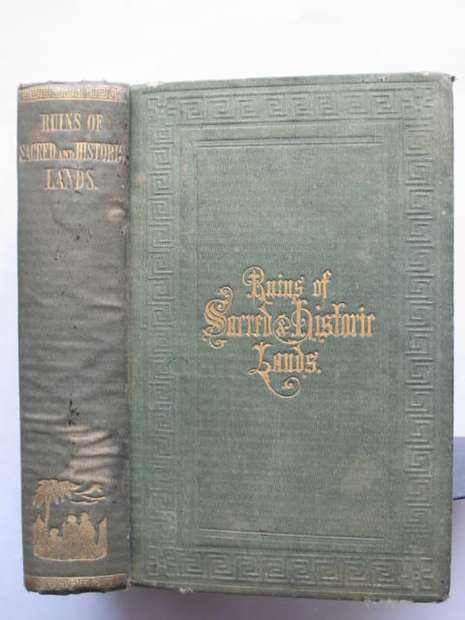 Photo of RUINS OF SACRED AND HISTORIC LANDS published by Thomas Nelson (STOCK CODE: 628385)  for sale by Stella & Rose's Books