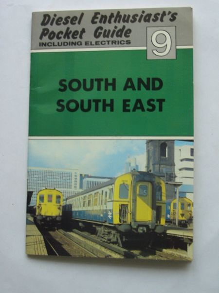 Photo of DIESEL ENTHUSIAST'S POCKET GUIDE SOUTH AND SOUTH EAST written by Oakley, Michael published by D. Bradford Barton (STOCK CODE: 628612)  for sale by Stella & Rose's Books