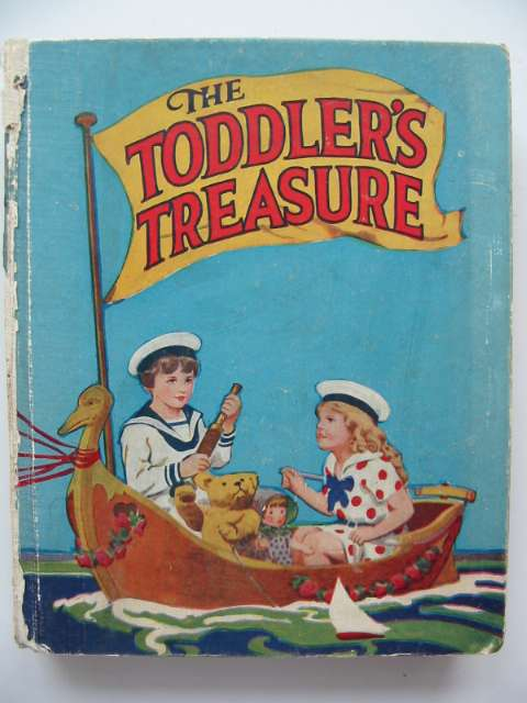 Photo of THE TODDLER'S TREASURE published by John Leng (STOCK CODE: 629263)  for sale by Stella & Rose's Books