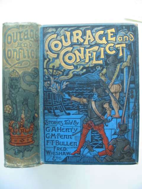 Photo of COURAGE AND CONFLICT- Stock Number: 629332