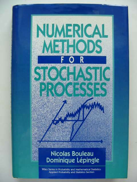 Photo of NUMERICAL METHODS FOR STOCHASTIC PROCESSES- Stock Number: 629856