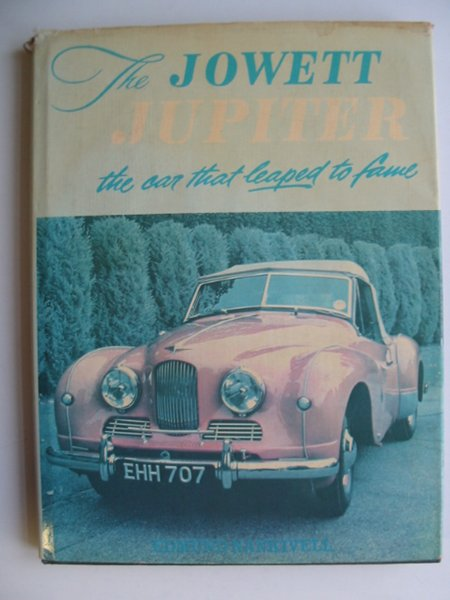 Photo of THE JOWETT JUPITER THE CAR THAT LEAPED TO FAME written by Nankivell, Edmund published by B.T. Batsford (STOCK CODE: 630452)  for sale by Stella & Rose's Books