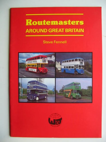 Photo of ROUTEMASTERS AROUND GREAT BRITAIN- Stock Number: 630812