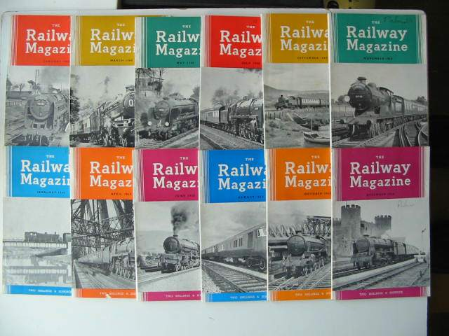 Photo of THE RAILWAY MAGAZINE VOL 106 published by The Tothill Press (STOCK CODE: 630835)  for sale by Stella & Rose's Books