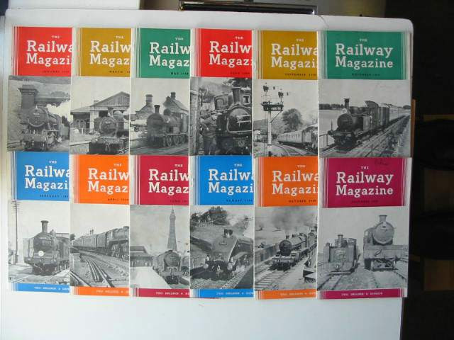 Photo of THE RAILWAY MAGAZINE VOL 105 published by The Tothill Press (STOCK CODE: 630836)  for sale by Stella & Rose's Books