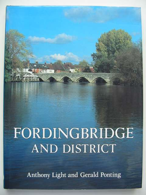 Photo of FORDINGBRIDGE AND DISTRICT A PICTORIAL HISTORY- Stock Number: 630968