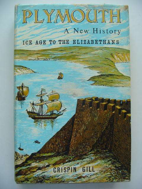 Photo of PLYMOUTH A NEW HISTORY written by Gill, Crispin published by David & Charles (STOCK CODE: 631042)  for sale by Stella & Rose's Books