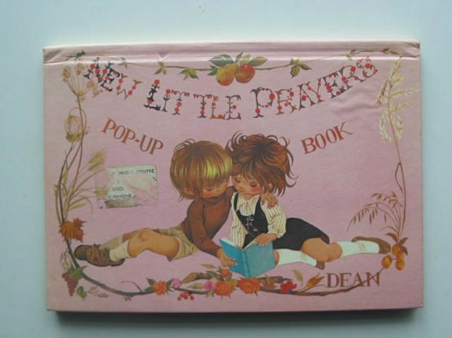 Photo of NEW LITTLE PRAYERS POP-UP BOOK illustrated by Johnstone, Janet Grahame<br />Johnstone, Anne Grahame published by Dean &amp; Son Ltd. (STOCK CODE: 631267)  for sale by Stella & Rose's Books