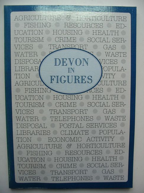 Photo of DEVON IN FIGURES published by Devon Books (STOCK CODE: 631551)  for sale by Stella & Rose's Books