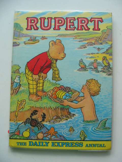 Photo of RUPERT ANNUAL 1975 illustrated by Cubie, Alex published by Daily Express (STOCK CODE: 650262)  for sale by Stella & Rose's Books