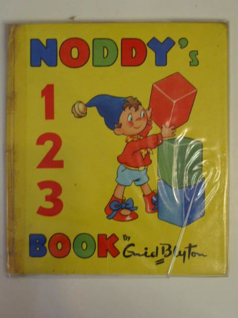 Photo of NODDY'S ONE, TWO, THREE BOOK written by Blyton, Enid published by Sampson Low, Marston & Co. Ltd., The Richards Press Ltd. (STOCK CODE: 650483)  for sale by Stella & Rose's Books