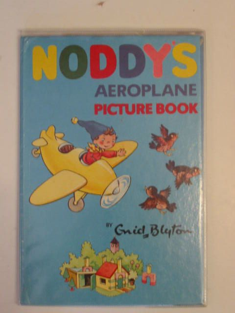 Photo of NODDY'S AEROPLANE PICTURE BOOK- Stock Number: 650503