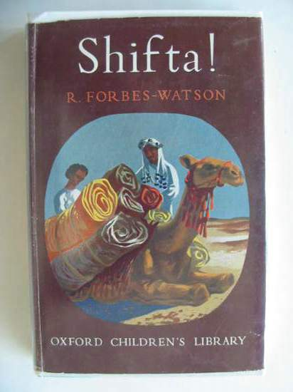 Photo of SHIFTA! written by Forbes-Watson, R. illustrated by Kiddell-Monroe, Joan published by Oxford University Press (STOCK CODE: 650964)  for sale by Stella & Rose's Books