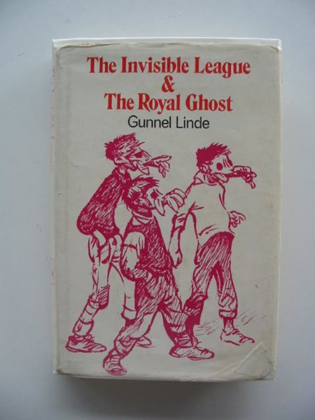 Photo of THE INVISIBLE LEAGUE AND THE ROYAL GHOST- Stock Number: 651884