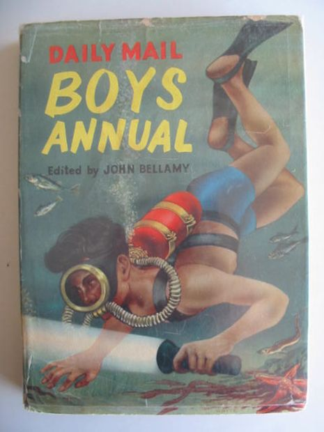 Photo of DAILY MAIL BOYS ANNUAL written by Bellamy, John Johns, W.E. published by Associated Newspapers (STOCK CODE: 652048)  for sale by Stella & Rose's Books
