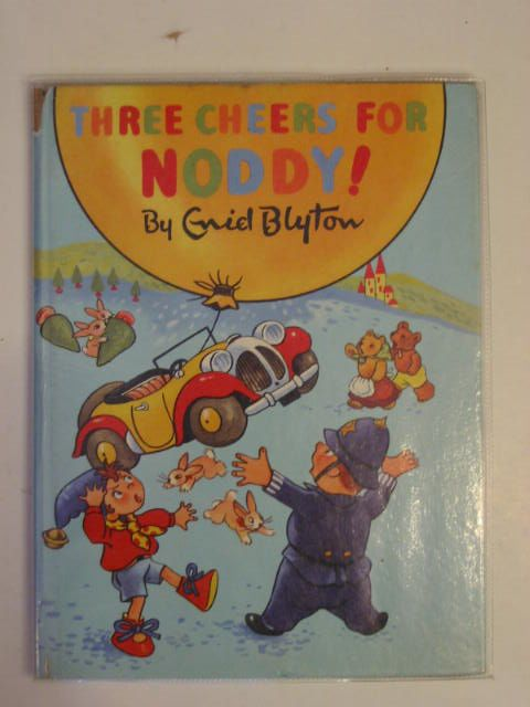 Photo of THREE CHEERS FOR NODDY!- Stock Number: 653000
