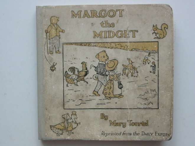 Photo of MARGOT THE MIDGET AND LITTLE BEAR'S CHRISTMAS- Stock Number: 653034