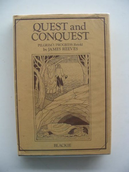 Photo of QUEST AND CONQUEST written by Reeves, James illustrated by Troughton, Joanna published by Blackie (STOCK CODE: 653071)  for sale by Stella & Rose's Books
