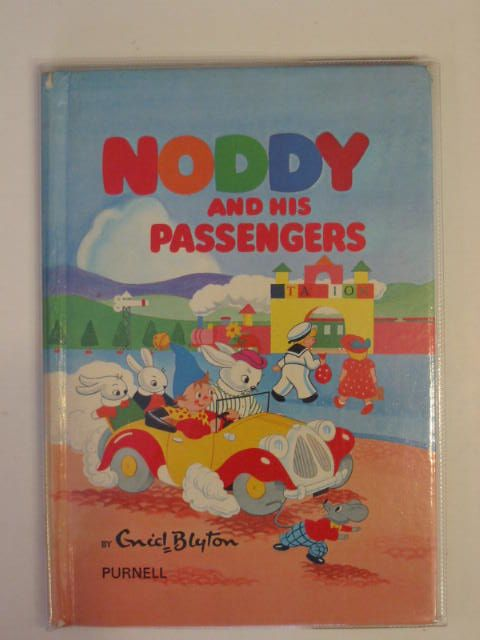Photo of NODDY AND HIS PASSENGERS- Stock Number: 653150