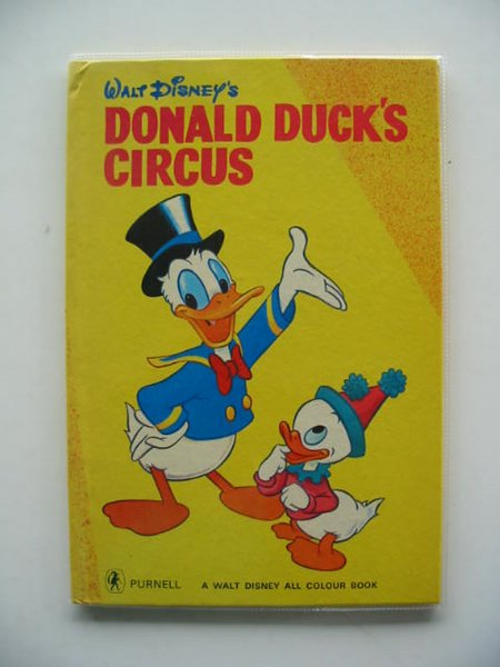 Photo of DONALD DUCK'S CIRCUS written by Disney, Walt<br />Phillips, Jocelyn illustrated by Disney, Walt published by Purnell (STOCK CODE: 653726)  for sale by Stella & Rose's Books