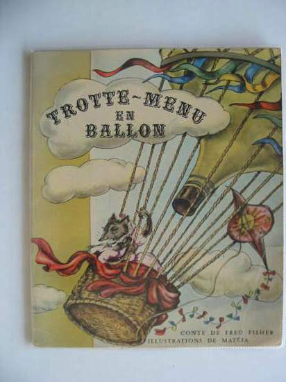 Photo of TROTTE-MENU EN BALLON- Stock Number: 654002
