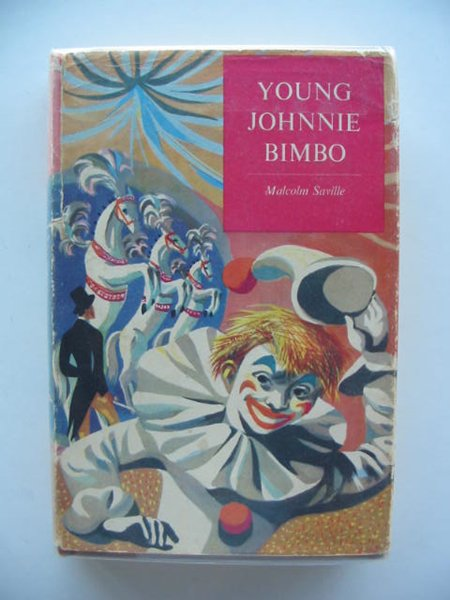 Photo of YOUNG JOHNNIE BIMBO written by Saville, Malcolm illustrated by Roberts, Lunt published by The Children's Book Club (STOCK CODE: 656302)  for sale by Stella & Rose's Books