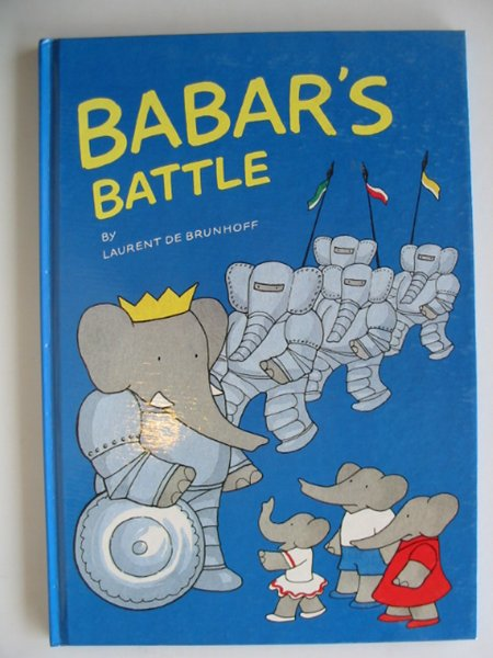 Photo of BABAR'S BATTLE- Stock Number: 656870