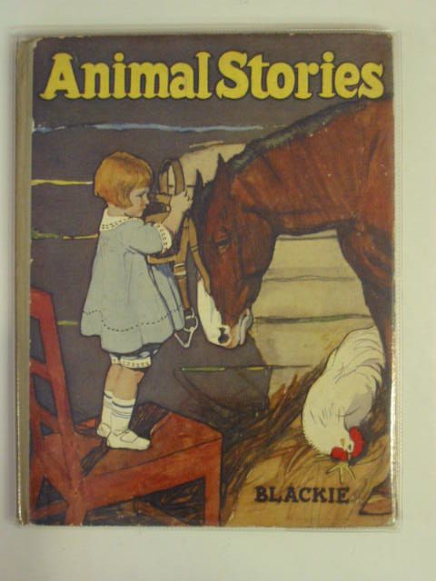 Photo of ANIMAL STORIES published by Blackie & Son Ltd. (STOCK CODE: 657018)  for sale by Stella & Rose's Books