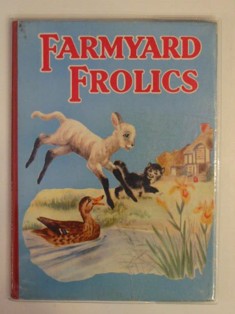 Photo of FARMYARD FROLICS published by The Children's Press (STOCK CODE: 657025)  for sale by Stella & Rose's Books