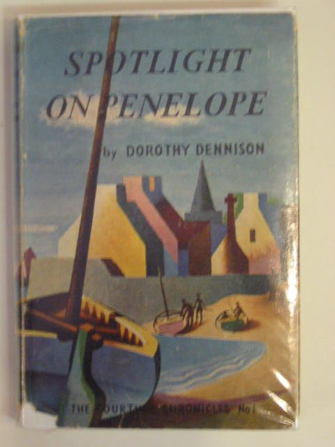 Photo of SPOTLIGHT ON PENELOPE written by Dennison, Dorothy illustrated by Finnie, John Harcourt published by Paternoster Press (STOCK CODE: 657160)  for sale by Stella & Rose's Books
