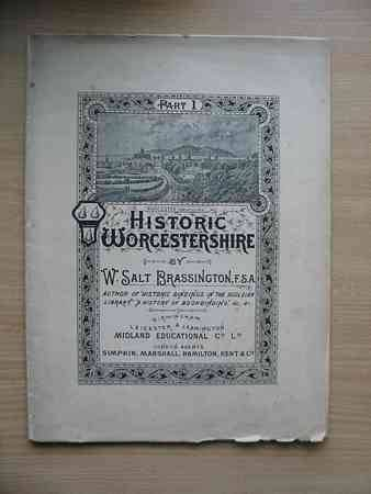 Photo of HISTORIC WORCESTERSHIRE (12 PARTS)- Stock Number: 657670