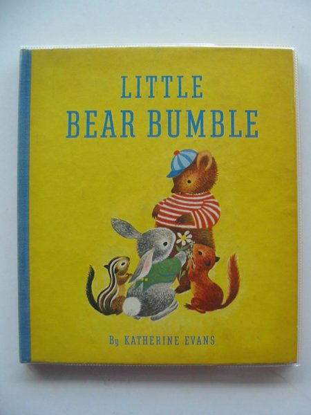 Photo of LITTLE BEAR BUMBLE written by Evans, Katherine illustrated by Evans, Katherine published by W. & R. Chambers (STOCK CODE: 657865)  for sale by Stella & Rose's Books