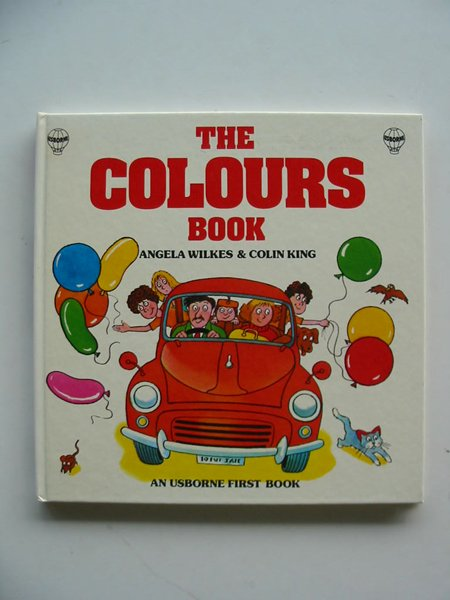 Photo of THE COLOURS BOOK- Stock Number: 658281