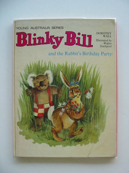 Photo of BLINKY BILL AND THE RABBIT'S BIRTHDAY PARTY written by Wall, Dorothy illustrated by Stackpool, Walter published by Angus & Robertson (STOCK CODE: 658439)  for sale by Stella & Rose's Books