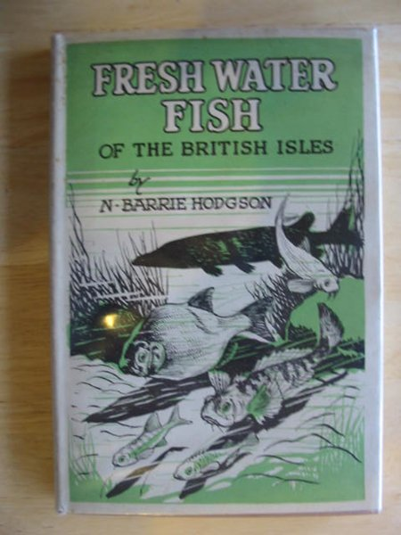 Photo of FRESHWATER FISHES OF THE BRITISH ISLES- Stock Number: 659831