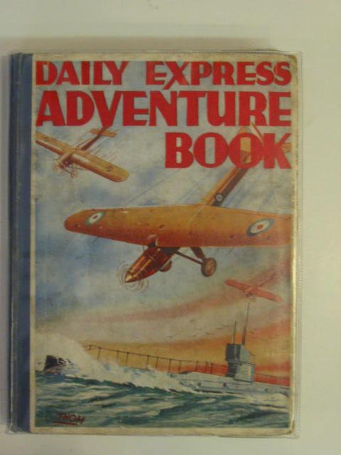 Photo of DAILY EXPRESS ADVENTURE BOOK- Stock Number: 659888