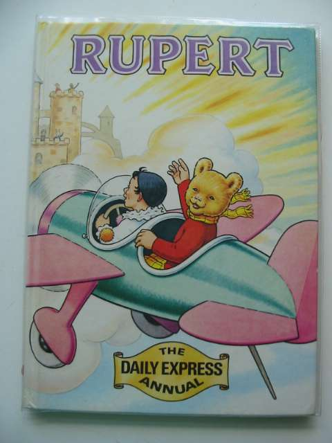 Photo of RUPERT ANNUAL 1983 illustrated by Harrold, John published by Express Newspapers Ltd. (STOCK CODE: 660722)  for sale by Stella & Rose's Books