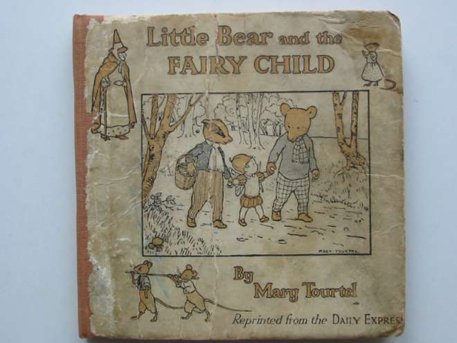 Photo of LITTLE BEAR AND THE FAIRY CHILD- Stock Number: 660969